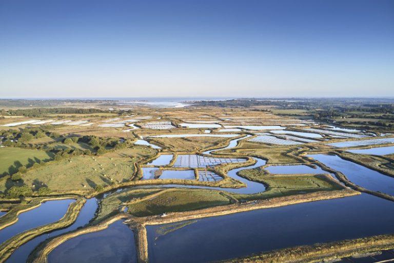 Camping L'Île De Kernodet : 800x600 140 Hectares De Marais Salants Le Bassin Du Ma S Saint Molf 15924