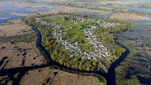 Camping L'Île De Kernodet : La Briere A Saint Joachim Guide Du Tourisme De La Loire Atlantique Pays De La Loire